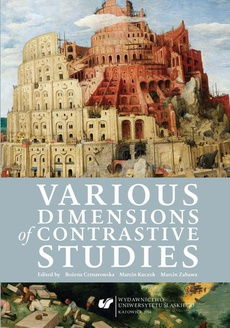 Various Dimensions of Contrastive Studies - 08 Contrastive analysis of selected synonyms of prostitute in English, Italian, and Turkish