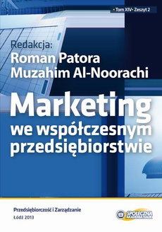 Marketing we współczesnym przedsiębiorstwie