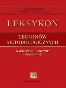 Leksykon terminów metodologicznych