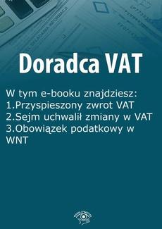 Doradca VAT, wydanie kwiecień 2015 r.