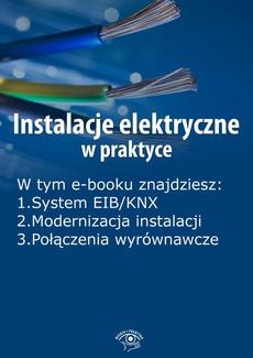 Instalacje elektryczne w praktyce, wydanie wrzesień 2015 r.