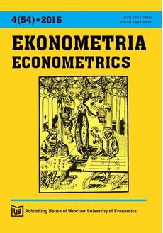 Ekonometria 4(54)