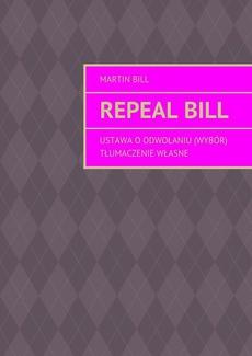 Repeal bill