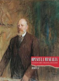 Opuscula Musealia, z. 17