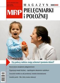 Magazyn Pielęgniarki i Położnej nr 11(2012)