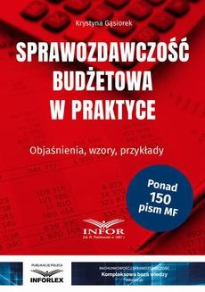 Sprawozdawczość budżetowa w praktyce