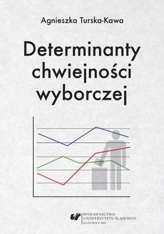 Determinanty chwiejności wyborczej