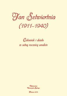 Jan Sztwiertnia (1911-1940) - 10 Bibliografia publikacji o Janie Sztwiertni; Fotografie; Nuty