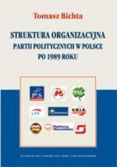 Struktura organizacyjna partii politycznych w Polsce po 1989 roku