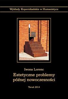 Estetyczne problemy późnej nowoczesności