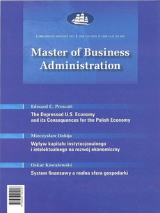 Master of Business Administration - 2010 - 2