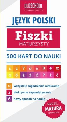Język polski. Fiszki maturzysty