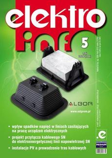 Elektro.Info 5/2016