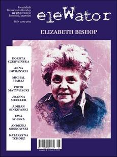 eleWator 28 (2/2019) - Elizabeth Bishop