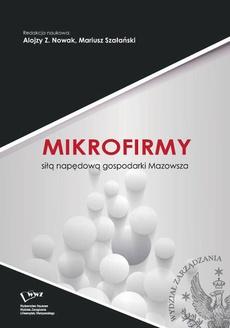 Mikrofirmy siłą napędową gospodarki Mazowsza