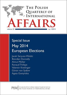 The Polish Quarterly of International Affairs 1/2014
