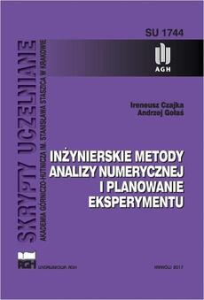Inżynierskie metody analizy numerycznej i planowanie eksperymentu
