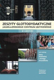Zeszyty Glottodydaktyczne Jagiellońskiego Centrum Językowego 2 (2010)