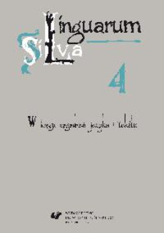 """Linguarum Silva. T. 4: W kręgu zagadnień języka i tekstu - 02 Panchroniczne gniazdo słowotwórcze leksemu """"słowo"""""""