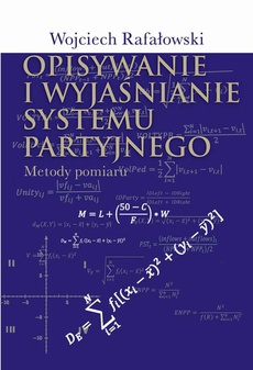 Opisywanie i wyjaśnianie systemu partyjnego