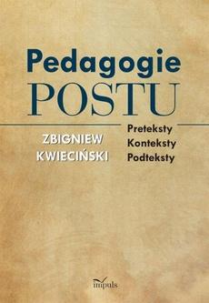 Psychologia Pedagogie postu