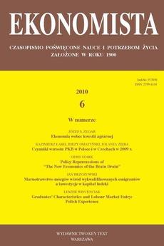 Ekonomista 2010 nr 6
