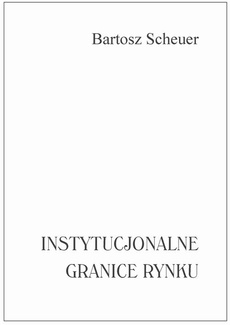 Instytucjonalne granice rynku