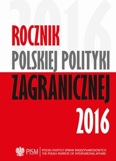 Rocznik Polskiej Poltyki Zagranicznej 2016