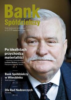 Bank Spółdzielczy nr 2/579, kwiecień-maj 2015