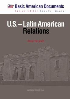 U.S.–Latin American. Relations