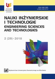 Nauki Inżynierskie i Technologie 2(29)