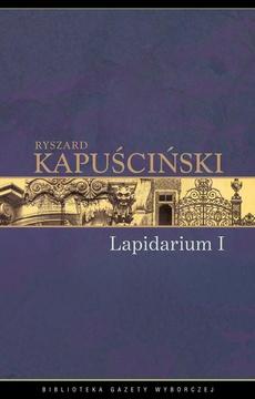 Lapidarium I