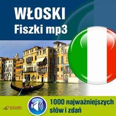 Włoski Fiszki mp3 1000 najważniejszych słów i zdań