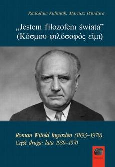 """Jestem filozofem świata"" (Κόσμου φιλόσοφός εἰμι), cz. 2"