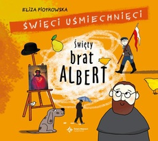 Święty brat Albert. Audiobook mp3