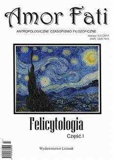 Amor Fati 1(1)/2015 – Felicytologia