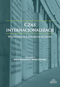 Czas internacjonalizacji Wyzwania dla polskich uczelni