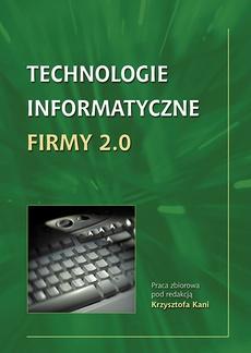 Technologie informatyczne Firmy 2.0