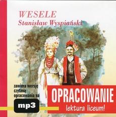 """Stanisław Wyspiański """"Wesele"""" - opracowanie"""