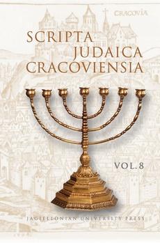Scripta Judaica Cracoviensia, vol. 8