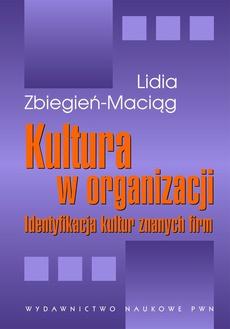 Kultura w organizacji