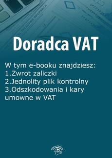 Doradca VAT, wydanie kwiecień 2016 r.