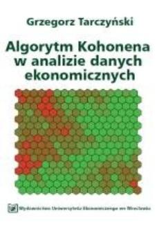 Algorytm Kohonena w analizie danych ekonomicznych