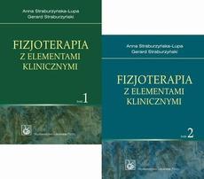 Fizjoterapia z elementami klinicznymi. Tom 1 i 2