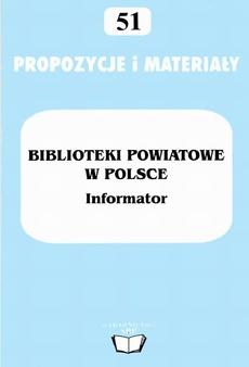 Biblioteki powiatowe w Polsce: informator