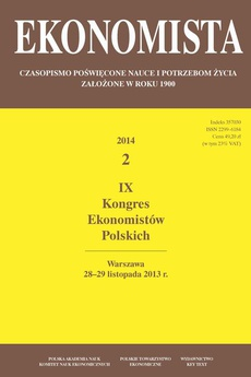 Ekonomista 2014 nr 2