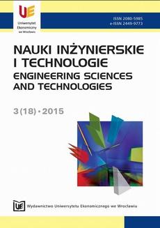 Nauki Inżynierskie i Technologie 3(18)