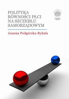 Polityka równości płci na szczeblu samorządowym - RÓWNOŚĆ PŁCI W PRAWIE I POLITYCE