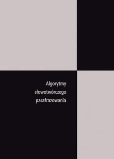 Algorytmy słowotwórczego parafrazowania