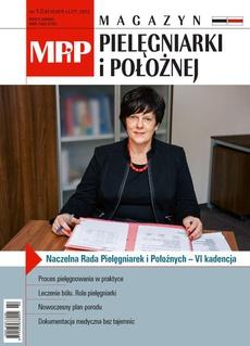 Magazyn Pielęgniarki i Położnej nr 1-2(2012)